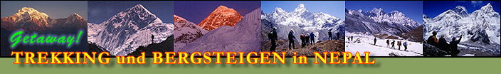 EVEREST Basis Lager und  Kala Pathar Lodge Trek.